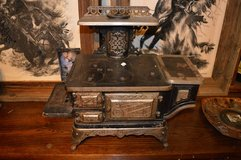Antique Salesman Stove in Houston, Texas
