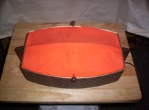 VINTAGE SALTON HOTRAY BUN WARMER W/ORANGE COVER, WORKS in Camp Lejeune, North Carolina