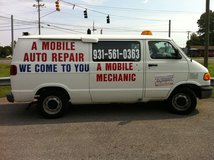 A-MOBILE AUTO REPAIR -- We Come To You- in Clarksville, Tennessee