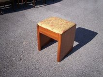 PRETTY ANTIQUE ART DECO STOOL in Camp Lejeune, North Carolina