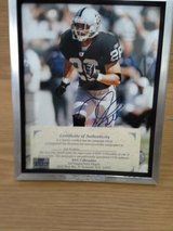 Rod Woodson Signature in Fort Carson, Colorado