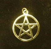 14K Gold Pentacle in Fort Lewis, Washington