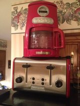 Post garage sale pricing:  Like New Kitchen Aid Coffee Maker and/or Toaster in Glendale Heights, Illinois